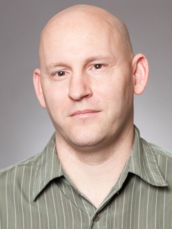 Photo of Eugene Saville