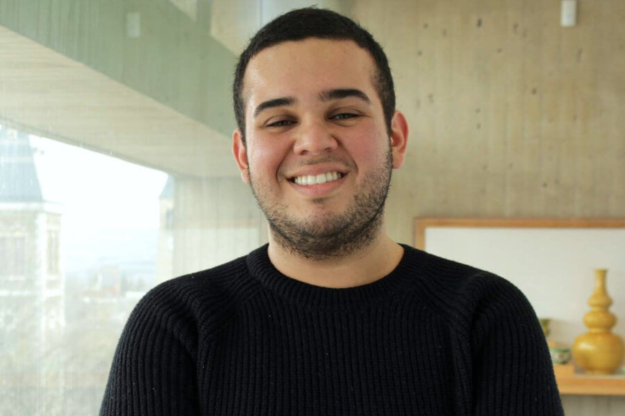 Matthew Avila awarded Kendal at Ithaca Scholarship
