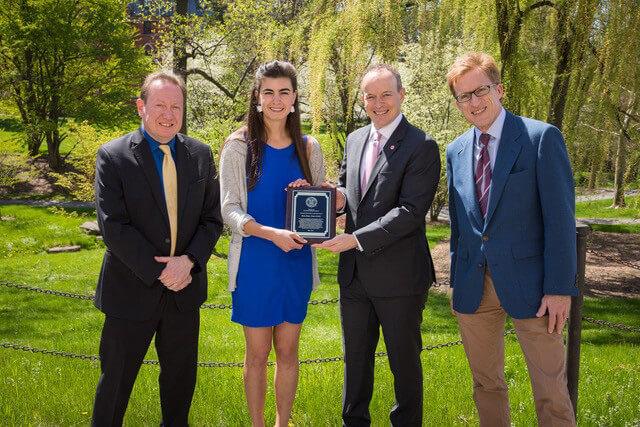 PRYDE Scholars garner multiple awards