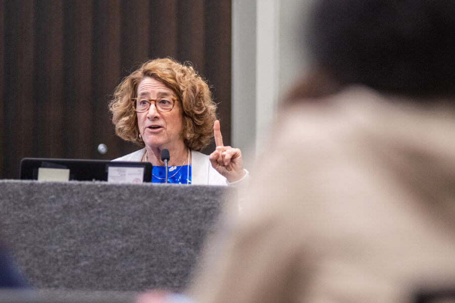 Meeting connects NY agencies around maternal, infant and adolescent health