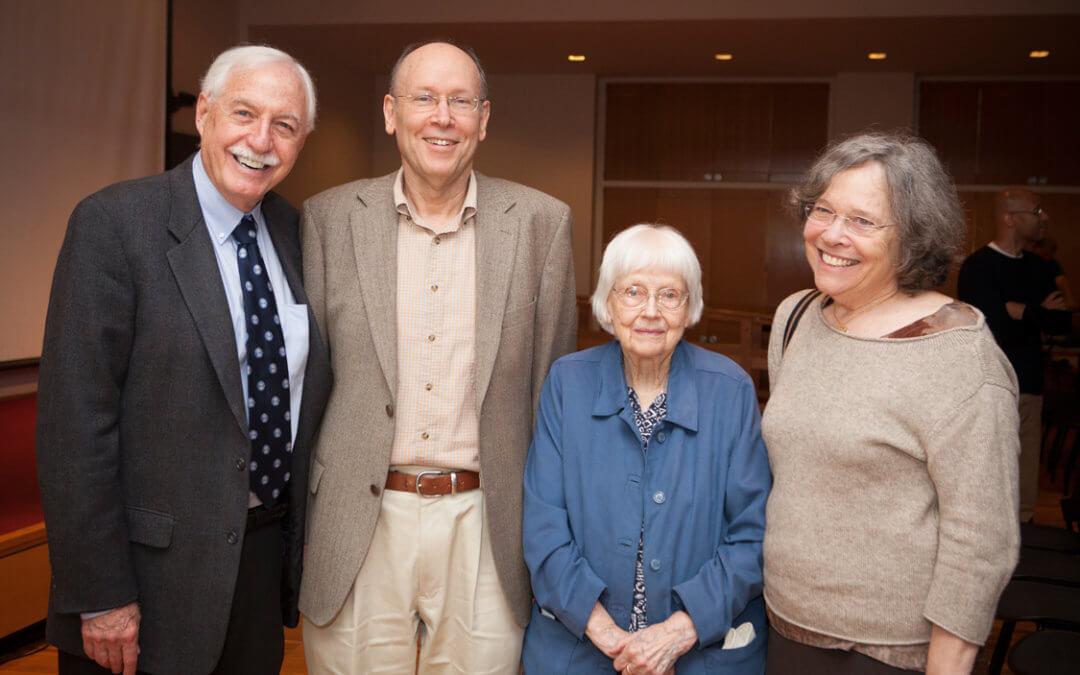 Liese Bronfenbrenner turns 100