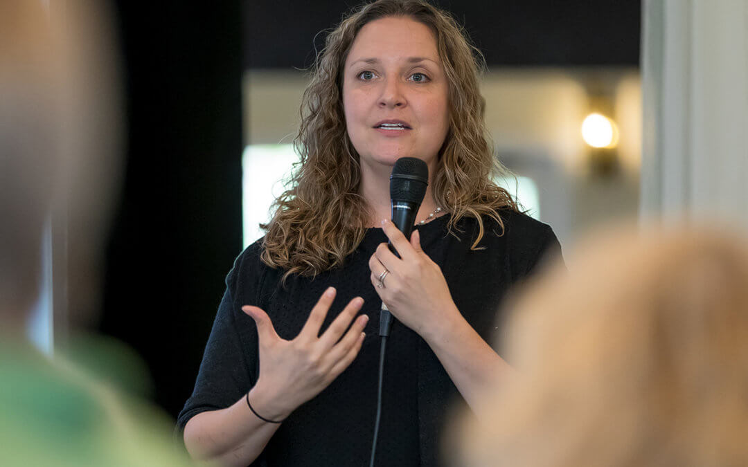 Laura Tach is 2019-2021 Milman Felllow